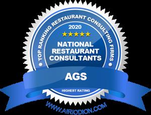 National-Restaurant-Consultants-AGS-2020-Award-Blue